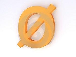 Phi Symbol Royalty Free Stock Images - Image: 8428449