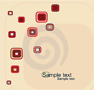 Stylish Squares Royalty Free Stock Images - Image: 8429599