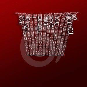 Binary Stock Photos - Image: 8430333