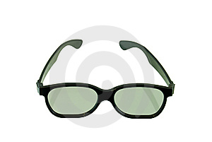Black Rim Eyewear Stock Photo - Image: 8432200