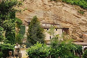 Catacombes De Salzbourg Image libre de droits - Image: 8433016