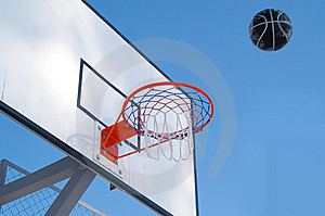 Basketball Royalty Free Stock Photos - Image: 8434048