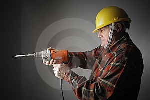 Drill Stock Photography - Image: 8434792