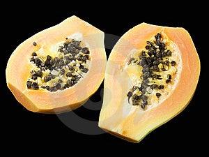 Papaya Stock Photography - Image: 8435962