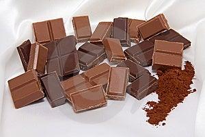 Chocolate Royalty Free Stock Photography - Image: 8435967