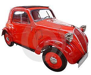 Red Car. Stock Photos - Image: 8436043