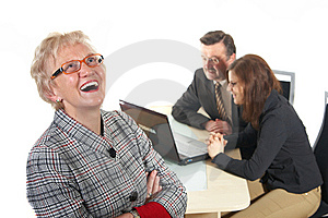 Funny Times Royalty Free Stock Photography - Image: 8436197