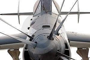 łódkowaty Myśliwy U Obrazy Royalty Free - Obraz: 8436559