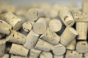 Corks Stock Photo - Image: 8437190