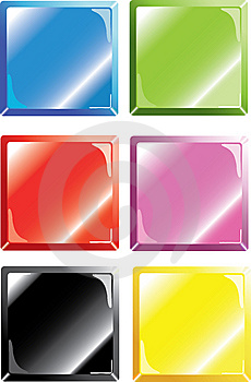 Empty Icons Stock Image - Image: 8439381