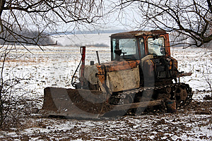 Tractor Stock Images - Image: 8439384
