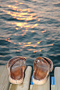 Seaside Solitude Stock Photos - Image: 8439623