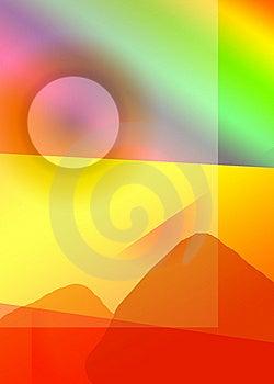 Desert Royalty Free Stock Images - Image: 8440739