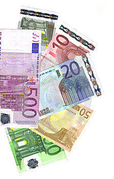 Bunch Of Banknotes Royalty Free Stock Image - Image: 8442806