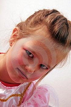 Portrait Of A Princess Stock Photos - Image: 8442853