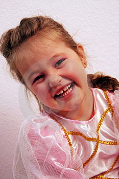 Portrait Of A Princess Stock Photography - Image: 8442882