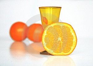 Fruktsaftorange Arkivfoton - Bild: 8443783