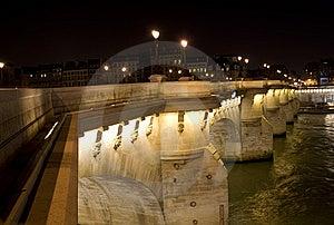 Pont Neuf Stock Photo - Image: 8443850