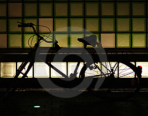 Bicycle Royalty Free Stock Photography - Image: 8444387