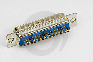 Connector Royalty Free Stock Photo - Image: 8446315