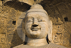 Yungang Caves Royalty Free Stock Photo - Image: 8446665