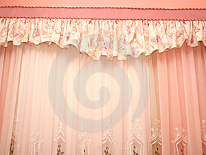 Curtains Stock Photography - Image: 8447272