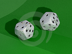 Dice Royalty Free Stock Photography - Image: 8448377