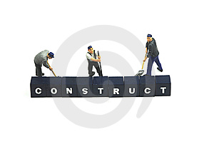 Construct Royalty Free Stock Images - Image: 8448679