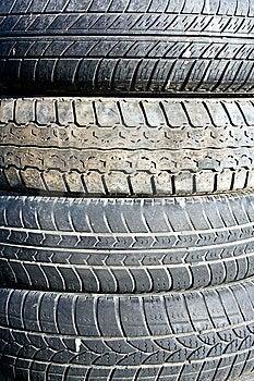Tire Junkyard Stock Photos - Image: 8448683