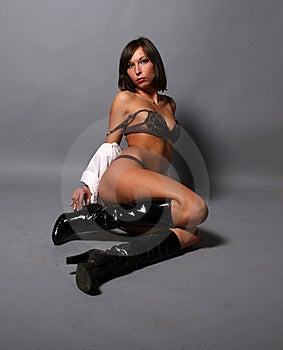Seductive Woman Stock Images - Image: 8449284