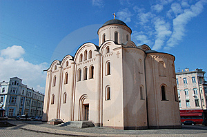 Old Church Royalty Free Stock Photography - Image: 8449917