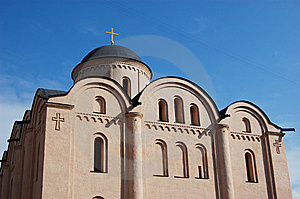 Old Church Stock Images - Image: 8449964