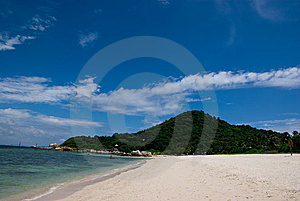 Sea View Royalty Free Stock Image - Image: 8451066