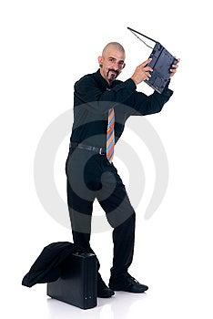 Alternative Businessman Royalty Free Stock Photo - Image: 8451185