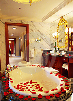 Bath In Hotle Stock Photos - Image: 8451823