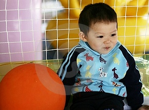 Chinese Boy Royalty Free Stock Photos - Image: 8452078
