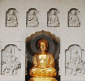 Buddha Royalty Free Stock Photo - Image: 8452135