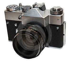 The Camera Stock Photos - Image: 8453253