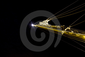 Bowsprit Of A Sailing Ship Royalty Free Stock Photo - Image: 8453515