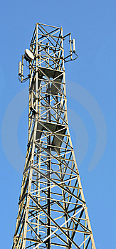 Telephone Tower Royalty Free Stock Images - Image: 8453929