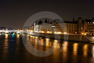 Palaise De Justice Royalty Free Stock Images - Image: 8454359