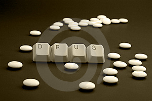 Drugs Are Dangerous Stock Image - Image: 8454421