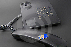 New Phone Technologies Stock Photos - Image: 8454453