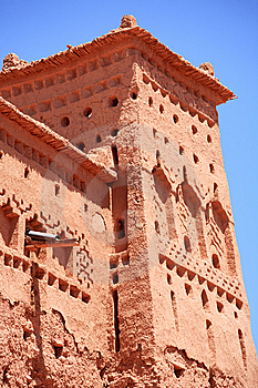 Casbah Ait Benhaddou Morocco Stock Images - Image: 8455574
