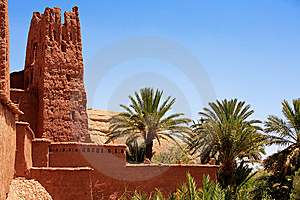 Casbah Ait Benhaddou Morocco Royalty Free Stock Photo - Image: 8455605