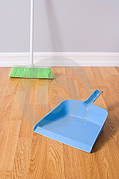 Spring Cleaning Photo stock - Image: 8456030
