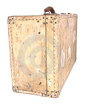 Old Suitcase Royalty Free Stock Photo - Image: 8456375