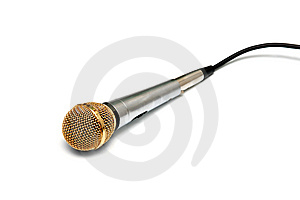Dynamic Microphone Stock Images - Image: 8458134