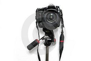 Camera Stock Image - Image: 8458711