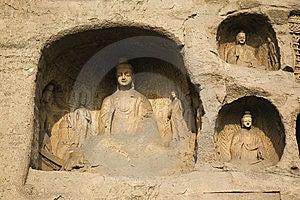 Yungang Caves Stock Photos - Image: 8458923